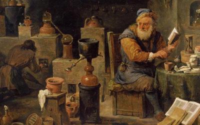Quelles sont les trois œuvres de l'alchimie ?